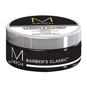 Pomada Modeladora para Cabelos Barber's Classic Mitch 85g