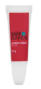 Protetor Labial FPS12 Safe Runners 15g