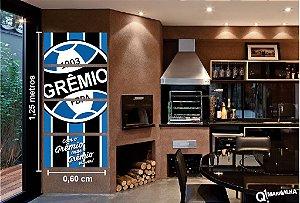 Composição Grêmio - 4 unidades