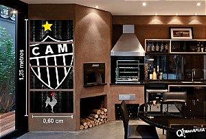 Composição Atlético Mineiro - 4 unidades