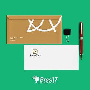 Envelope Ofício Carta | 11x23 cm | 90g