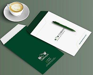 Envelope Saco | 26x36 cm |90g + Arte