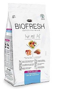 Ração Biofresh Light Para Cães Adultos Raças Médias
