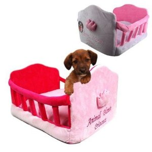 Cama Para Pet Berço Princesa - Animal Planet