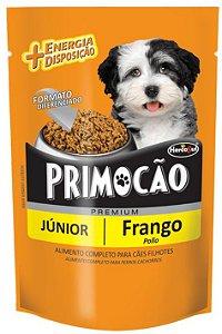 Sachê Primocão Premium Sabor Frango para Cães Filhotes - 100gr