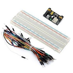 Kit Protoboard para Arduino