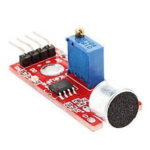 KY-037 Módulo Sensor Detector de Som
