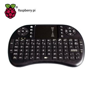 Mini Teclado 2.4G Wireless Handheld