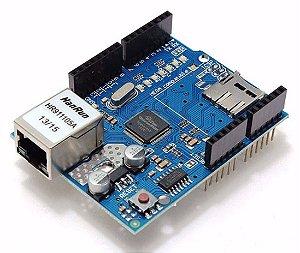 Shield Ethernet W5100 Arduino