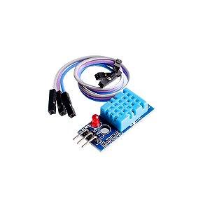 DHT11 Sensor de Umidade e Temperatura