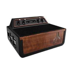 Case Retrô Atari