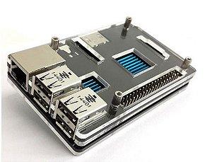 Case para Raspberry Pi2/B+/Pi3