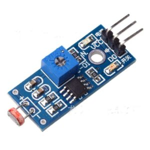 KY-018 Módulo Sensor Fotossensível