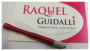 Tebori de Alumínio Exclusivo Raquel Guidalli - Rosa.