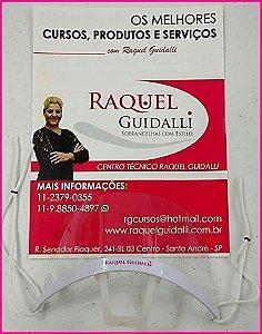 Máscara de Proteção Raquel Guidalli