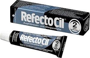 TINTURA REFCTOCIL  2  Blue Black/Azul escuro