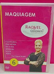 DVD PASSO A PASSO - MAQUIAGEM
