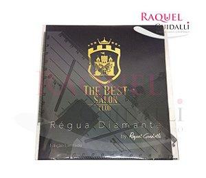 Régua diamante - by Raquel Guidalli
