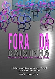 Fora da Caixinha: Contos Queer de Osíris Reis - Exemplar impresso