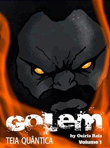 Golem - Teia Quântica - Volume 1 (Romance de Ficção Científica LGBTQI+)