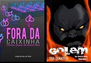Combo 01 - Fora da Caixinha + Golem