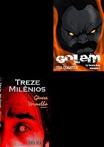 Combo 03 - Golem + 13 Milênios