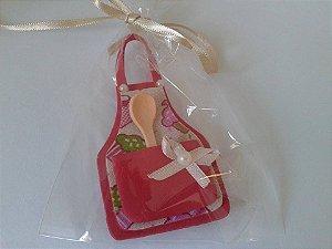 Mini avental chá de panela