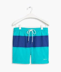 SHORT PRAIA SINGLE STRIPE RICHARDS