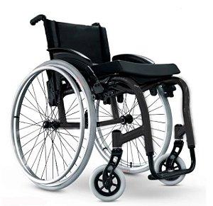 Cadeira de Rodas - Marca Ortobras - Modelo Star Lite