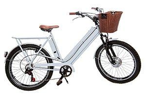 "Kit Livre Bike aro 24"" - Modelo Clássico 350 W - bateria chumbo"