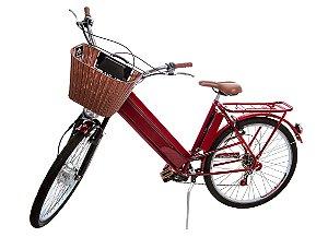 "Kit Livre Bike aro 26"" - Modelo Clássico 350 W - bateria chumbo"