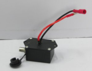 Plug do Carregador - Pino Grosso - Preparado (01UNID)