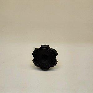 Manipulo Plástico - Coluna de Direção - Base 45 - 3/8 X 65 Macho - (01 Unid)