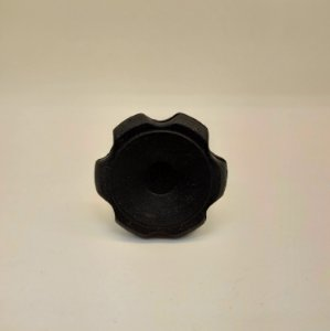 Manipulo Plástico - Trava de Segurança Suporte Acoplamento - Base 45 - 1/4 X 50 Macho