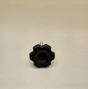 Manipulo Plástico  - Trava Gatilho/Mancal - BASE 35 - 1/4 X 45 - (01Unid)