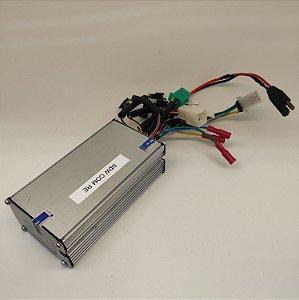 LCD1/36V - Módulo Controlador - 36V22A-600W - Cor Preto - Ré Integrada