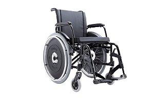 Cadeira de Rodas AVD Alumínio - Ortobras