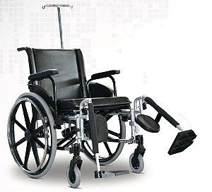 Cadeira de Rodas Modelo ULX Hospitalar - Ortobras
