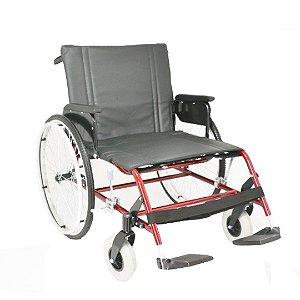 Cadeira de Rodas Gazela Plus - Ortobras