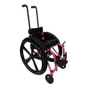 Cadeira de Rodas Modelo Exo Infantil - Smart