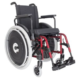 Cadeira de Rodas Modelo MA3S - Ortomobil