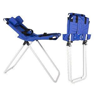 Cadeira de Banho Ortomobil Modelo B Concha