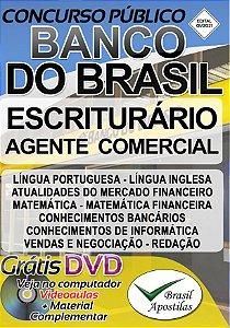 Banco do Brasil 2021 - Agente Comercial