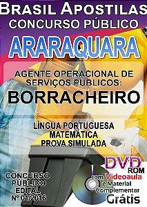 Araraquara 2016 - Apostila Para Nível Fundamental e Superior
