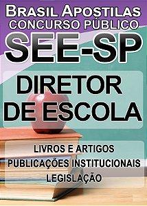 Diretor de Escola - SEE-SP - 2017