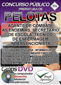 Pelotas - RS - 2017 - Apostilas para Nível Fundamental, Médio, Técnico e Superior