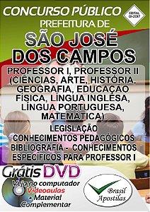 São José dos Campos - Sp - 2017 - Apostila para Professores