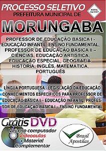 Morungaba - SP -2017 - Apostila para Professor