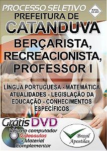 Catanduva - SP - 2017 - Apostilas Para Nível Médio e Superior