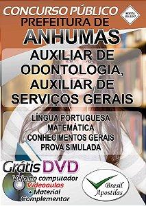 Anhumas - SP - 2017 - Apostilas Para Nível Fundamental, Médio, Técnico e Superior